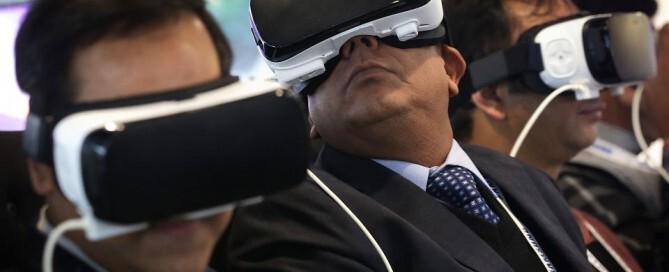 Réalité virtuelle immersion