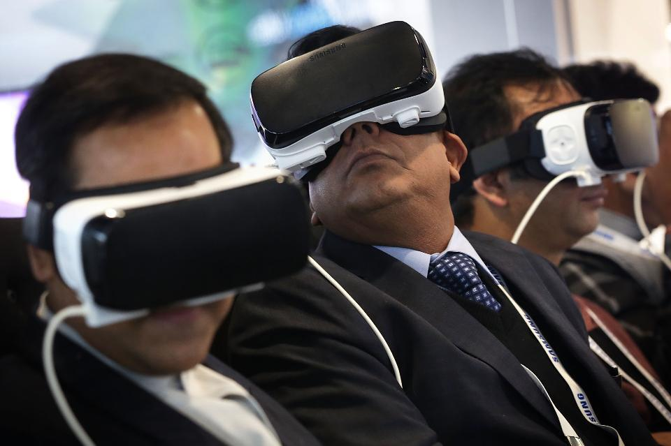 La réalité virtuelle (VR) et la réalité augmentée (AR) pour les nuls