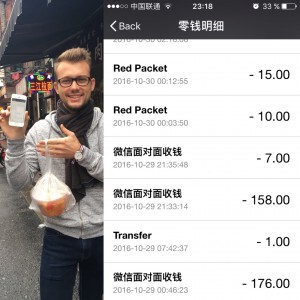 Transactions Mobile Payment