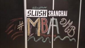 Tag MBA DMB au Slush Shanghaï