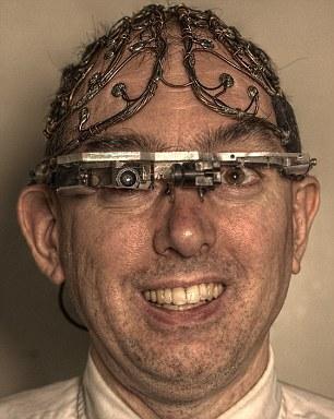 EyeTap inventeur Steve Mann