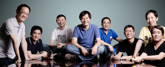Lei Jun, fondateur de Xiaomi Corp