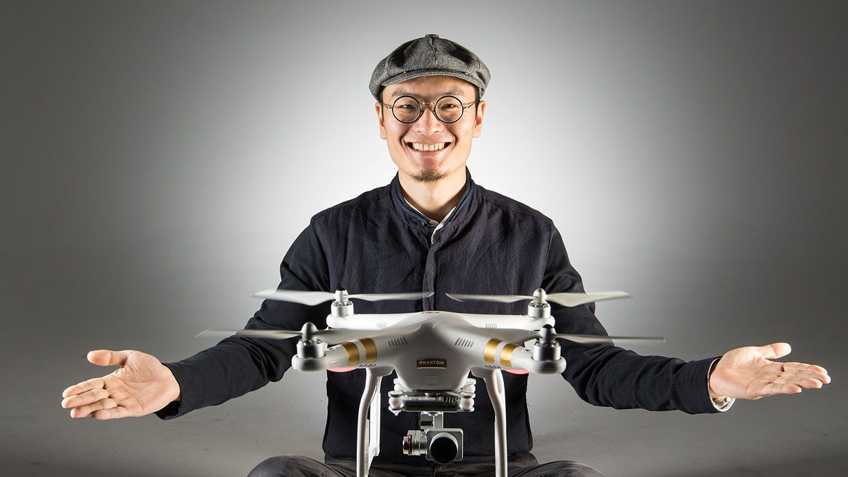 Focus sur Frank Wang, fondateur de DJI Company