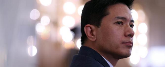 Robin Li fondateur de Baidu 2017