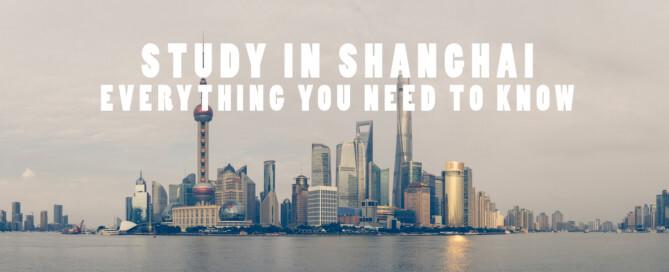 China Shanghai Study abroad