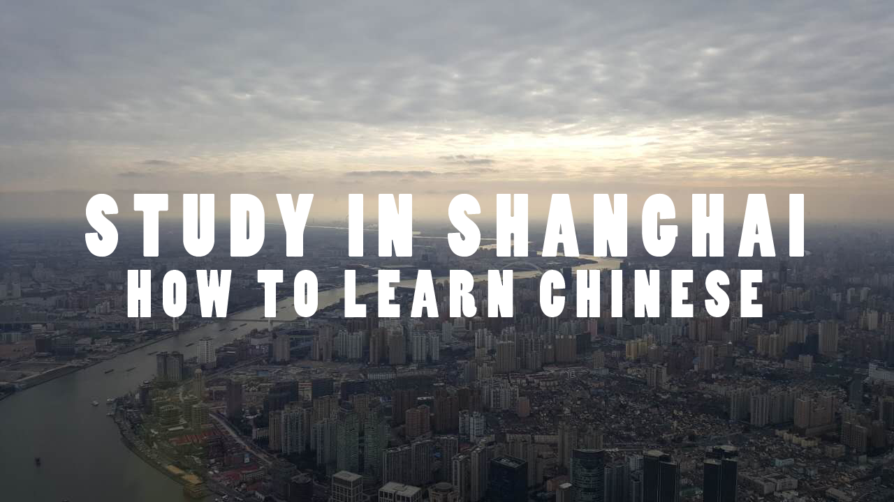 [INFOGRAPHIC] Study in Shanghai: how to learn Chinese