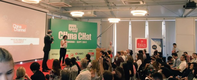 WeChat China Chat conference