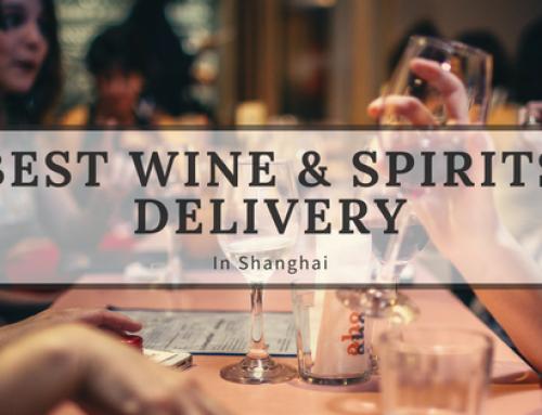 Best Wine & Spirit Delivery in Shanghai