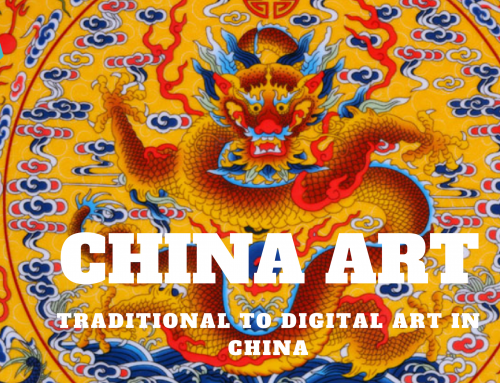 Traditional to Digital Art in China