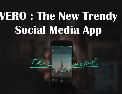 VERO: The New Trendy Social Media App