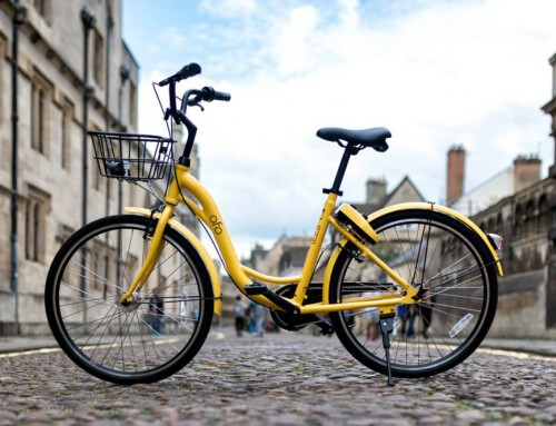 How China is reinventing the concept of bike sharing