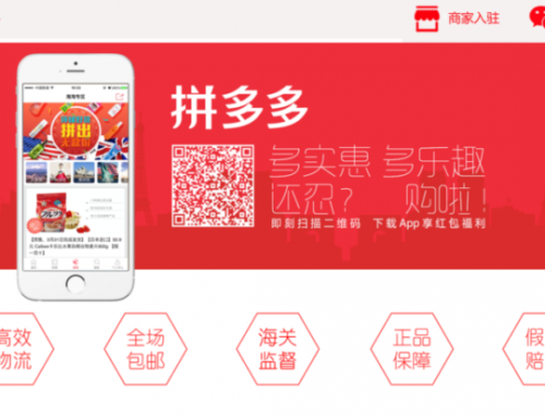 Pinduoduo, the next Chinese e-commerce giant ?