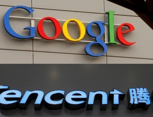 Google and Tencent made an agreement to share patents
