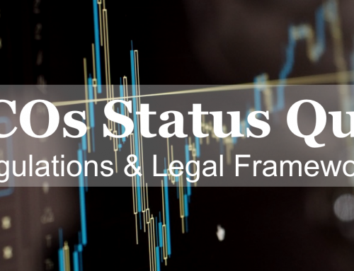 [INFOGRAPHIC] Are ICOs (Initial Coin Offering) legal ?