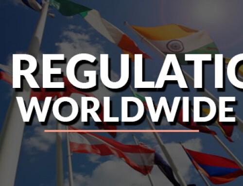 [Infographic] Current ICO regulation worldwide