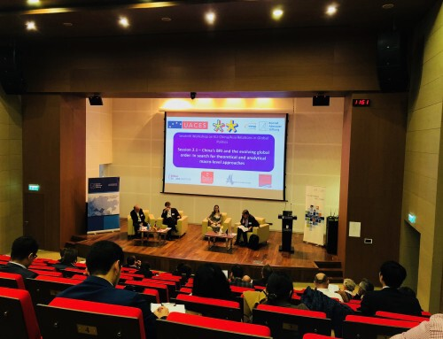 The 7th UACES Workshop on EU-China/Asia Relations