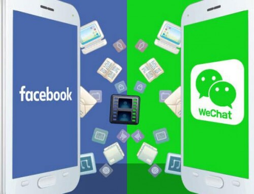 Facebook wants but can't be Wechat
