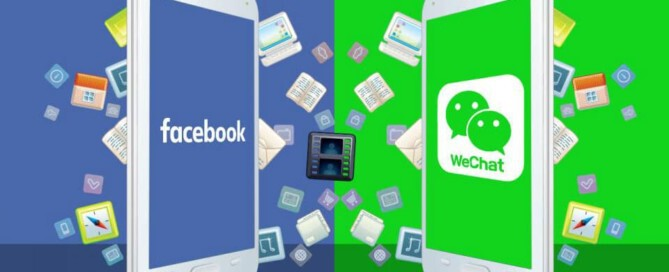 Facebook vs WeChat