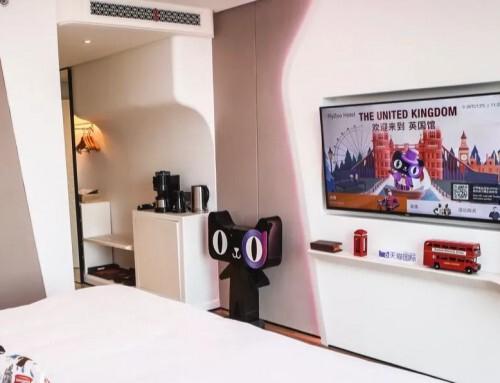 Flyzoo : L'hôtel futuriste imaginé par le géant Alibaba