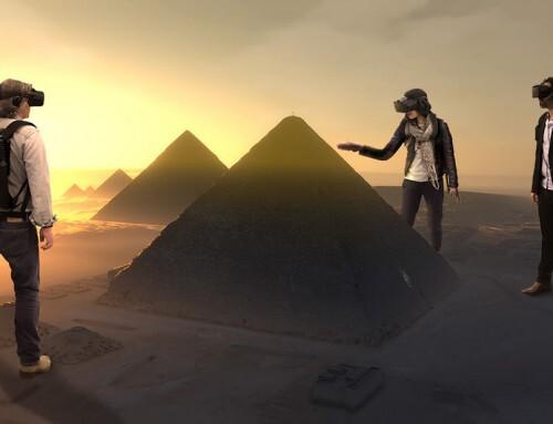 Le Tourisme Virtuel devient réalité