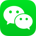 WeChat mobile application