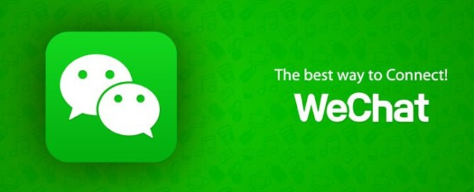 WeChat The best way to Connect!