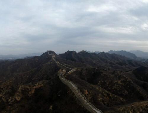 La Grande Muraille de Chine chez l'habitant
