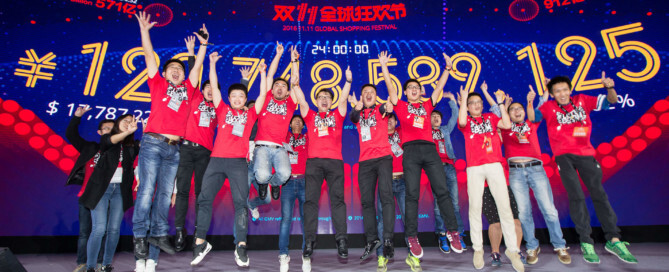 What is Alibaba's Singles Day ?