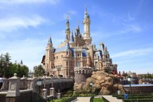 Château de Disney Shanghai Resort