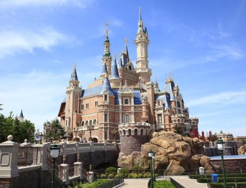 Disney Shanghai Resortou le parc de la démesure