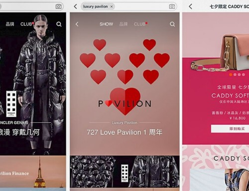 Fashion E-commerce platform in China : a powerful sales channel