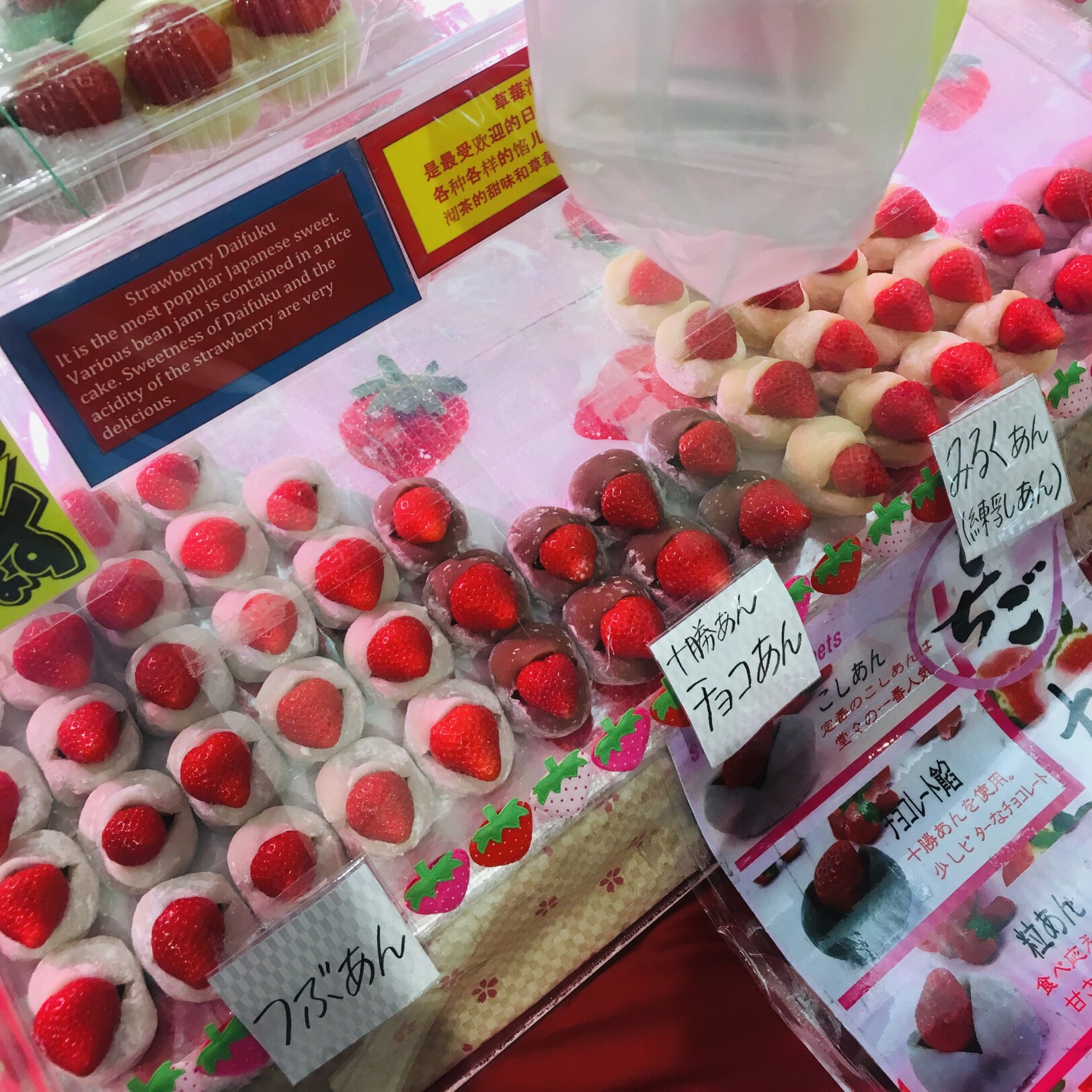 What to eat in Japan? Mochi