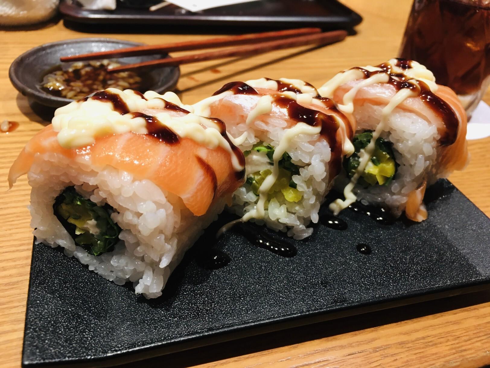 What to eat in Japan? Itamae Sushi Nishi-ShinjukuItamae Sushi Nishi-Shinjuku